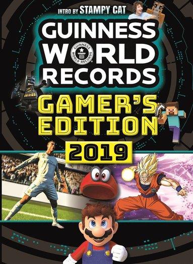 bokomslag Guinness world records 2019 : gamer's edition