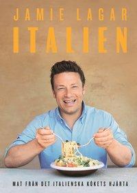 bokomslag Jamie lagar Italien : en hyllning till den goda italienska maten