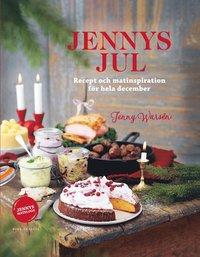 bokomslag Jennys jul : recept och matinspiration för hela december