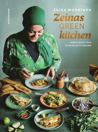 bokomslag Zeinas green kitchen : Gröna recept från hela världen
