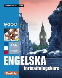 bokomslag Engelska fortsättningskurs, språkkurs