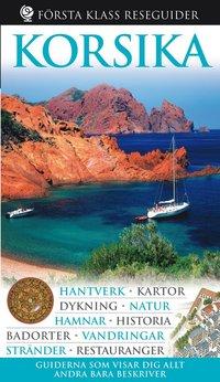 bokomslag Korsika