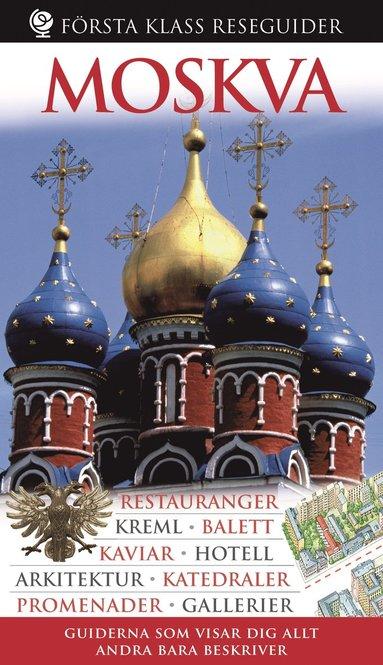 bokomslag Moskva - Första Klass