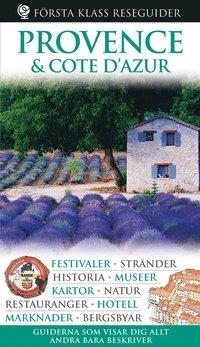 bokomslag Provence & Côte d'Azur - Första Klass