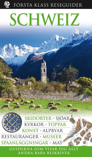 bokomslag Schweiz