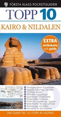 bokomslag Kairo & Nildalen - Topp 10