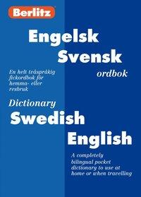 bokomslag Fickordbok Engelsk-Svensk