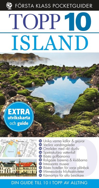 Island – FÖRSTA KLASS – Bok | Akademibokhandeln