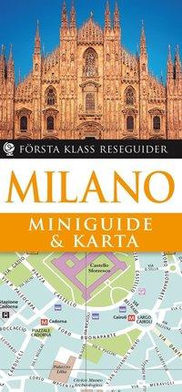 Milano - Miniguide & Karta