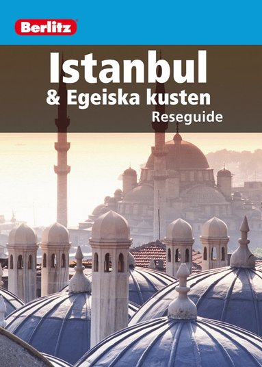 bokomslag Istanbul & Egeiska kusten : reseguide