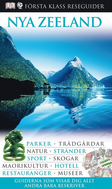 bokomslag Nya Zeeland