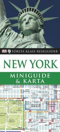 New York - Miniguide & Karta