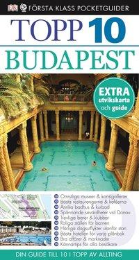 bokomslag Budapest - Topp 10
