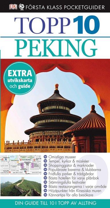 bokomslag Peking - Topp 10