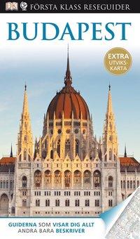 bokomslag Budapest - Första Klass