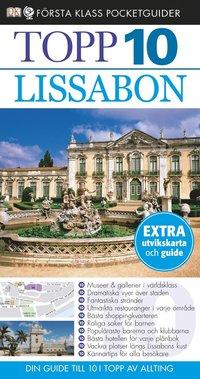 bokomslag Lissabon - Topp 10