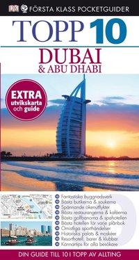 bokomslag Dubai & Abu Dhabi - Topp 10