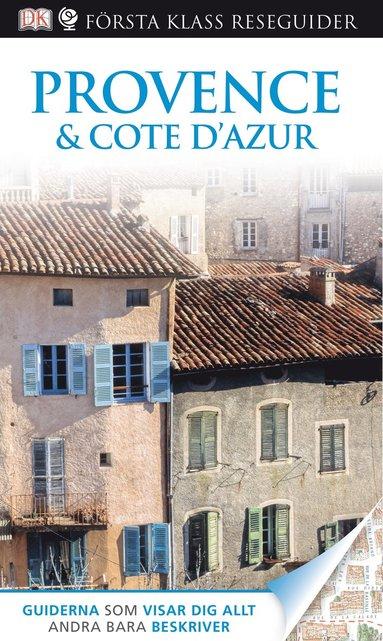 bokomslag Provence & Côte d'Azur