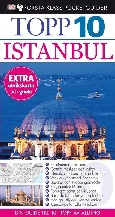 bokomslag Istanbul Topp 10