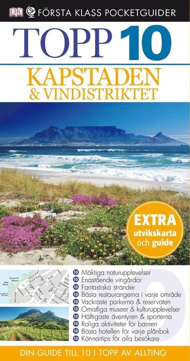 bokomslag Kapstaden