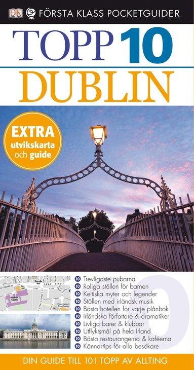 bokomslag Dublin - Topp 10