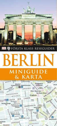 Berlin - Miniguide & karta