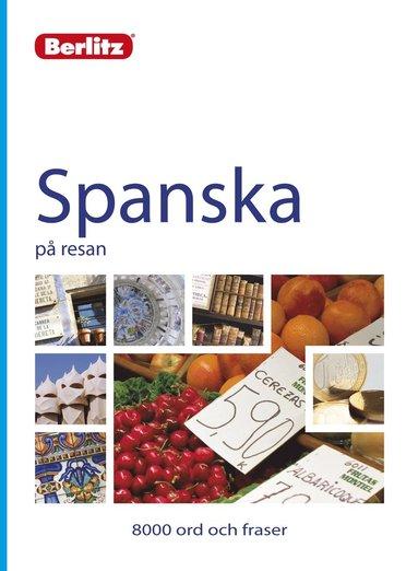 bokomslag Spanska på resan