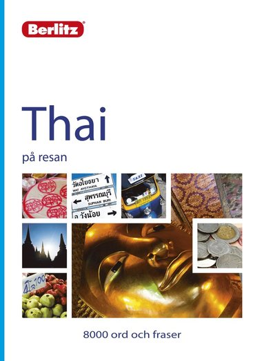 bokomslag Thai på resan
