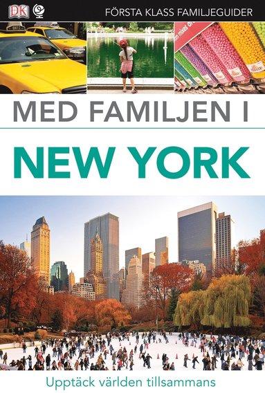 bokomslag Med familjen i New York