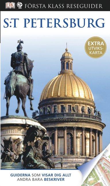 bokomslag St Petersburg - Första Klass