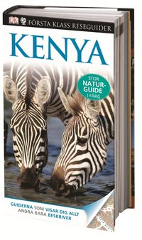 bokomslag Kenya - Första klass
