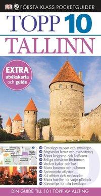 bokomslag Tallinn - Topp 10
