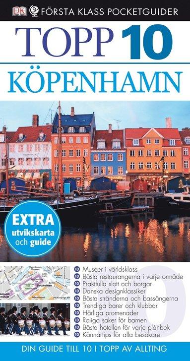 bokomslag Köpenhamn - Topp 10