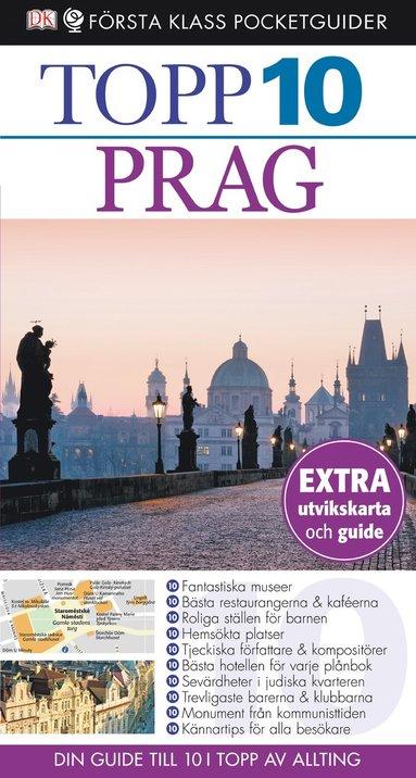 bokomslag Prag - Topp 10