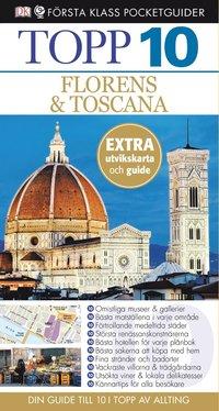 bokomslag Florens & Toscana - Topp 10