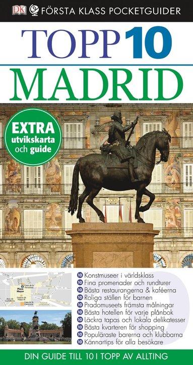 bokomslag Madrid - Topp 10