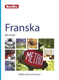 bokomslag Franska på resan