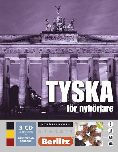 bokomslag Tyska för nybörjare, språkkurs: Språkkurs med 3 CD