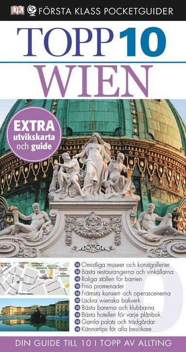 bokomslag Wien - Topp 10