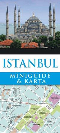 bokomslag Istanbul : miniguide & karta