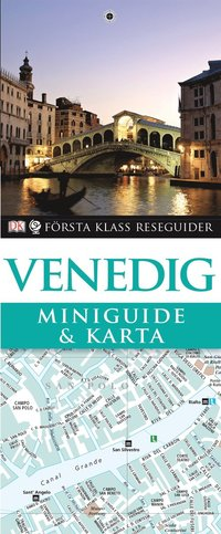 bokomslag Venedig : miniguide & karta