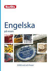 bokomslag Engelska på resan