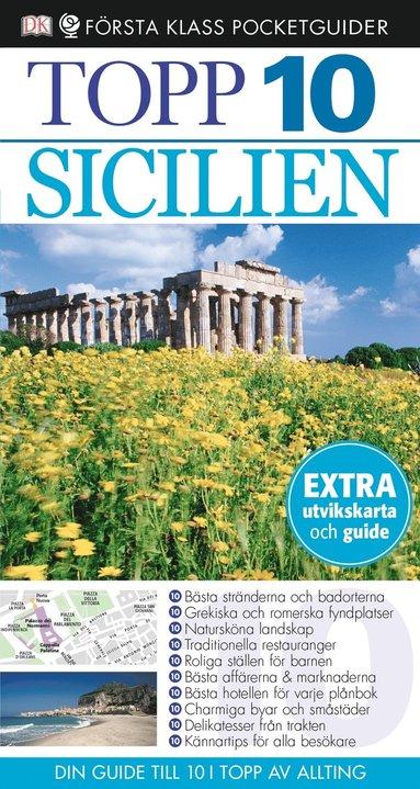 bokomslag Sicilien - Topp 10