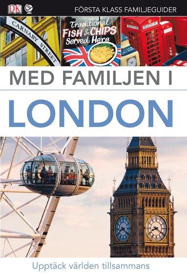 bokomslag Med familjen i London