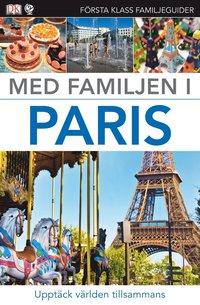 bokomslag Med familjen i Paris