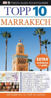 Marrakech - Topp 10