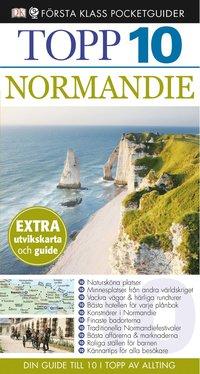 bokomslag Normandie - Topp 10