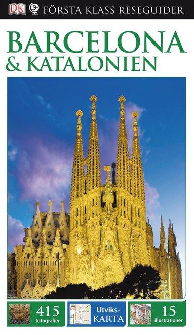 bokomslag Barcelona - Första klass