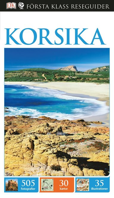 bokomslag Korsika - Första Klass