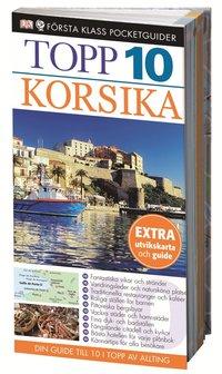 bokomslag Korsika - Topp 10